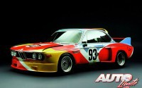 BMW Art Car Collection – 1975 BMW 3.0 CSL Grupo 4