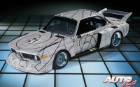 BMW Art Car Collection – 1976 BMW 3.0 CSL Grupo 5