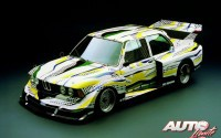 BMW Art Car Collection – 1977 BMW 320i Grupo 5