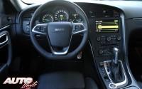 Saab 9-5 Aero 2.8T V6 XWD Automático – Interiores