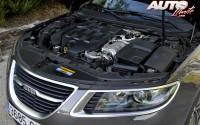 Saab 9-5 Aero 2.8T V6 XWD Automático – Técnicas