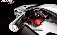 Lexus LFA – Interiores