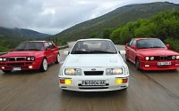 BMW M3 / Sierra RS Cosworth / «Deltona»