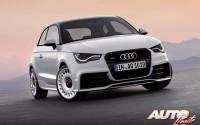 Audi A1 quattro – Exteriores