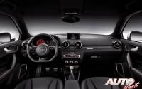 Audi A1 quattro – Interiores