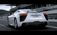 Lexus LFA – Dinámico