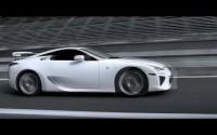 Lexus LFA – Técnica