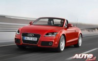Audi TT Roadster 1.8 TFSI – Exteriores