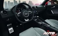 Audi TT Roadster 1.8 TFSI – Interiores