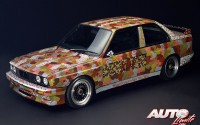BMW Art Car Collection – 1989 BMW M3 Grupo A (E30)