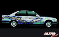 BMW Art Car Collection – 1990 BMW 535i (E34)