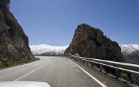 En la cumbre del Pico Veleta