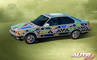 BMW Art Car Collection – 1991 BMW 525i (E34)