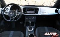 Volkswagen Beetle 2.0 TSI Sport DSG – Interiores
