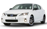 "Lexus CT 200h ""Aniversario"" Limited Edition"