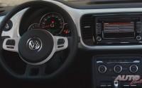Volkswagen Beetle 2.0 TSI Sport DSG – Interior