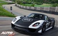 El Porsche 918 Spyder al descubierto