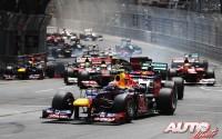 Gran Premio de Mónaco 2012: seis de seis