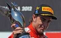 Alonso con todos los honores. GP de Europa 2012