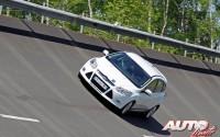 Récord de velocidad sostenida de Ford