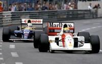 Ayrton Senna en la década mágica