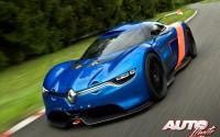 Renault Alpine A110-50 – Exteriores