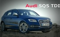 Audi SQ5 TDI – Exterior