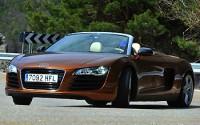 Audi R8 Spyder 4.2 FSI quattro R tronic