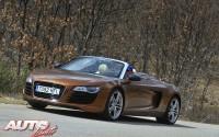 Audi R8 Spyder 4.2 FSI quattro R tronic – Exteriores