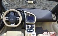 Audi R8 Spyder 4.2 FSI quattro R tronic – Interiores