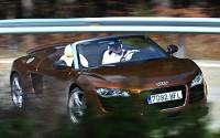 Audi R8 Spyder 4.2 FSI quattro R tronic – Dinámico