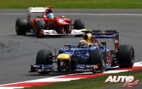 Una meta demasiado lejana. GP de Inglaterra 2012