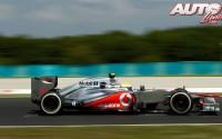 Hamilton sin discusión. GP de Hungría 2012