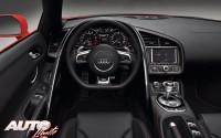 Audi R8 Gama 2013 – Interiores