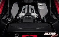 Audi R8 Gama 2013 – Técnicas
