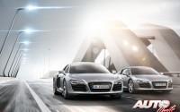 Audi R8 Gama 2013 – Exteriores