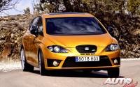 Seat León Cupra R 2.0 TSI – Dinámicas