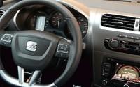 Seat León Cupra R 2.0 TSI – Interior