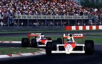 Senna y la suerte cambiante de las batallas