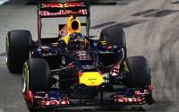 Segunda victoria de Vettel. GP de Singapur 2012