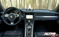 Porsche 911 Carrera S PDK – Interiores