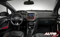 Peugeot 208 GTi – Interiores