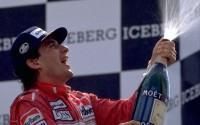 Ayrton Senna, tercer título y nuevos rivales