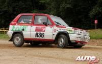 Tierra y… victoria en el Rally de Estonia