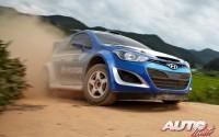 Hyundai i20 WRC al Mundial de Rallyes