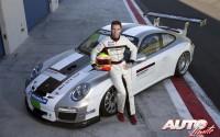 Alex Riberas fichado en Porsche Motorsport
