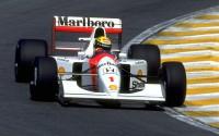 Senna 1992, el año de la decepción