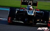 La noche de los gigantes. GP de Abu Dhabi 2012