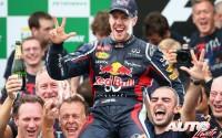 La suerte del tricampeón. GP de Brasil 2012
