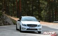 Mercedes-Benz C 250 Coupé Sport – Dinámicas